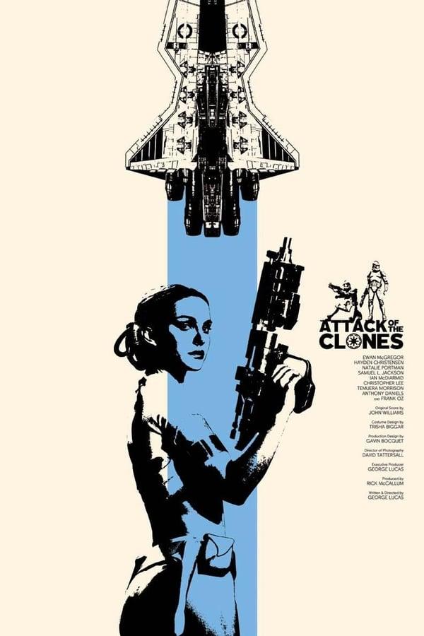 Междузвездни войни: Епизод II – Клонираните атакуват