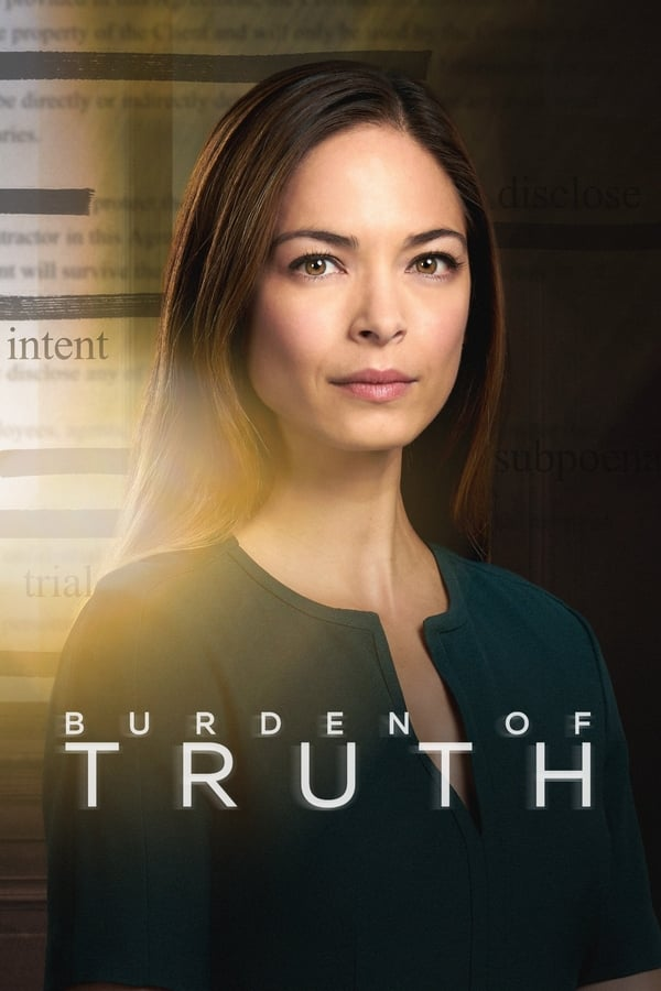 Burden of Truth season 3 poster