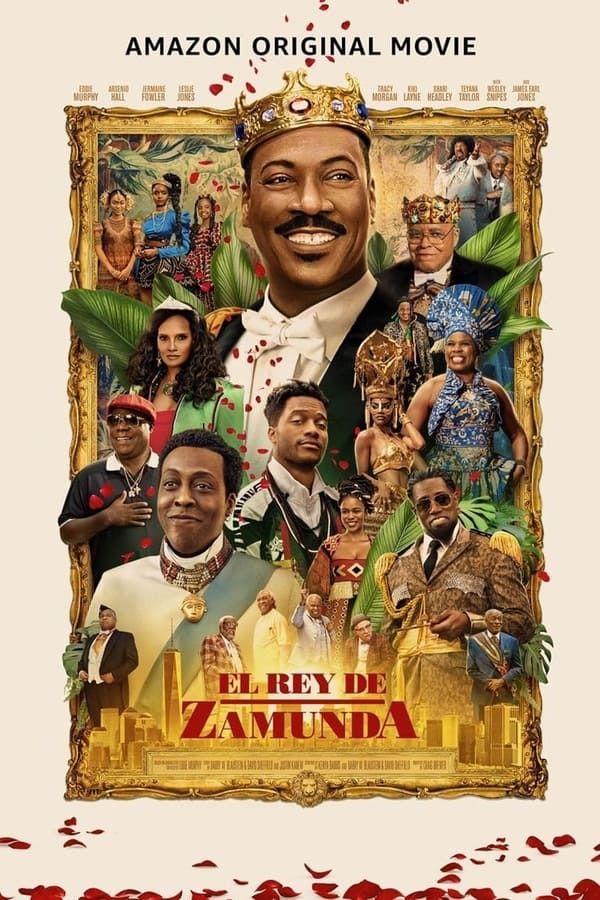 El rey de Zamunda