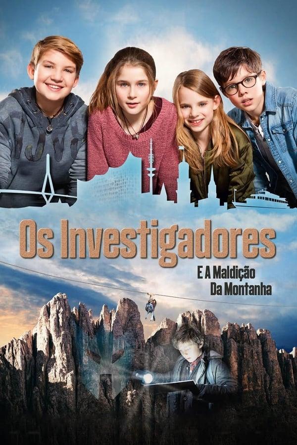 Baixar Os Investigadores e a Maldição da Montanha (2019) Dublado via Torrent