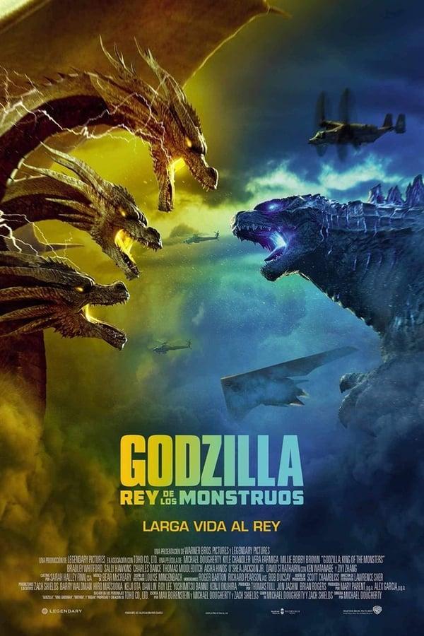 Imagen Godzilla II: El Rey de los Monstruos
