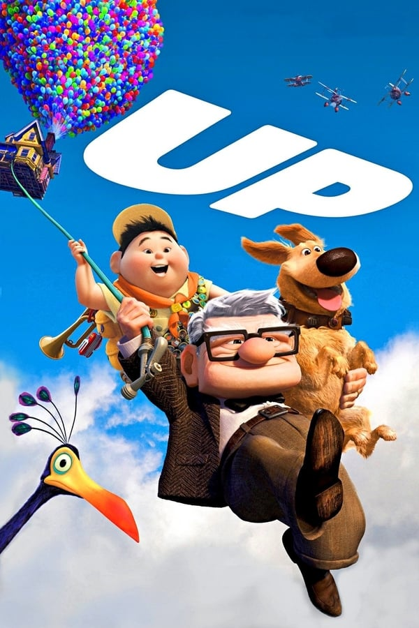 Up – una aventura de altura (2009) Full HD 1080p Latino – CMHDD