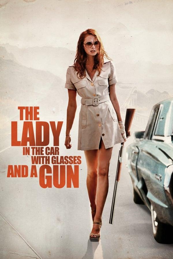 ქალი სათვალითა და ავტომობილში იარაღით / The Lady in the Car with Glasses and a Gun (La dame dans l'auto avec des lunettes et un fusil) ქართულად