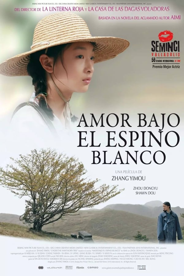 Amor bajo el espino blanco  (The Love of the Hawthorn Tree)