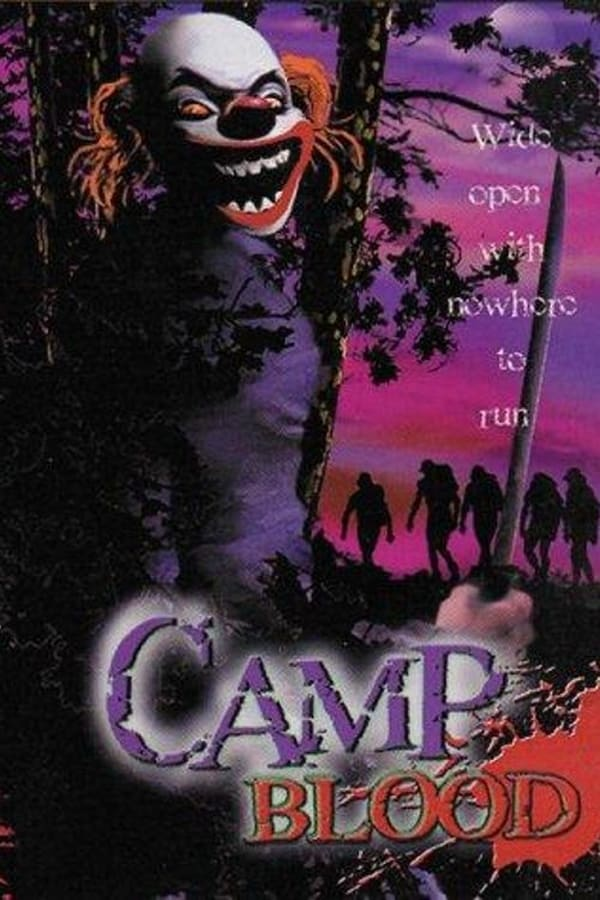 Camp Blood (2000) Poster