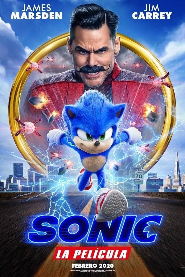 Imagen Sonic: La Película