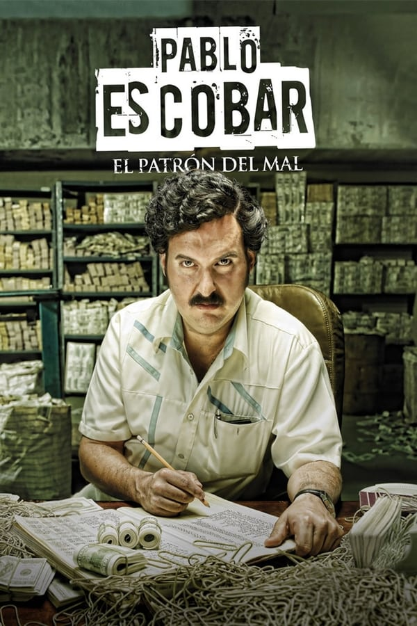 Pablo Escobar: El Patron del Mal – Escobar, baronul raului (2012)