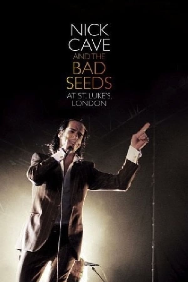 Nick Cave & The Bad Seeds: BBC Four Sessions
