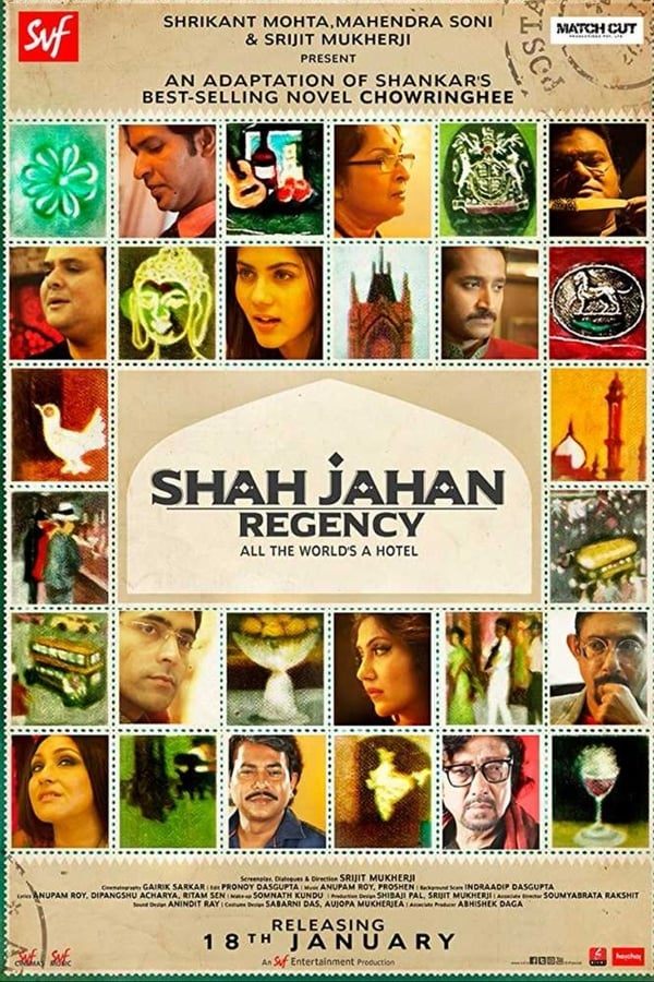 Shah Jahan Regency (2019) Bengali Full Movie 1080p WEB-DL | 720p | | 1.55 GB, 890 MB | Download | Watch Online | Direct Links | GDrive