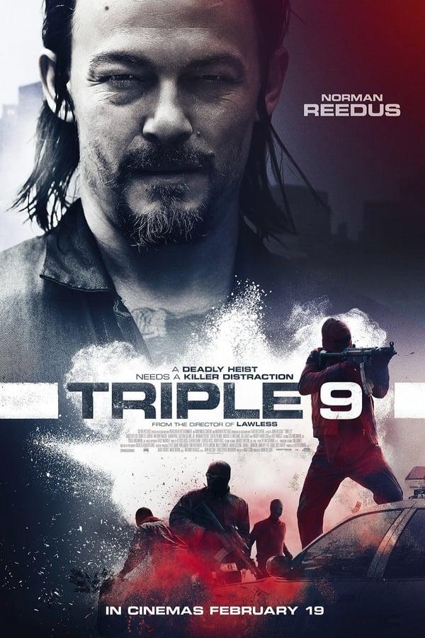სამი ცხრიანი / Triple 9 ქართულად