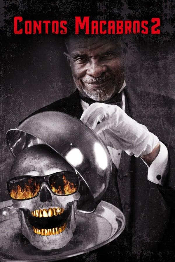 Contos Macabros 2 poster, capa, cartaz