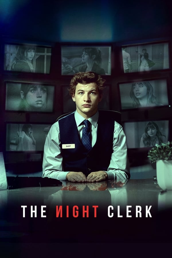|EN| The Night Clerk (AUDIO)