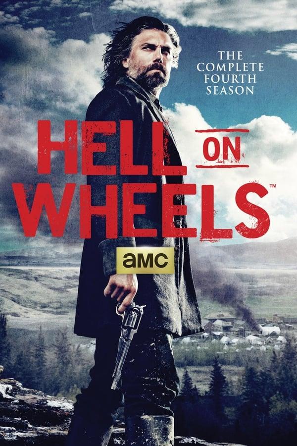 Pragaras ant ratų (4 sezonas) / Hell on Wheels (Season 4) serialas online nemokamai