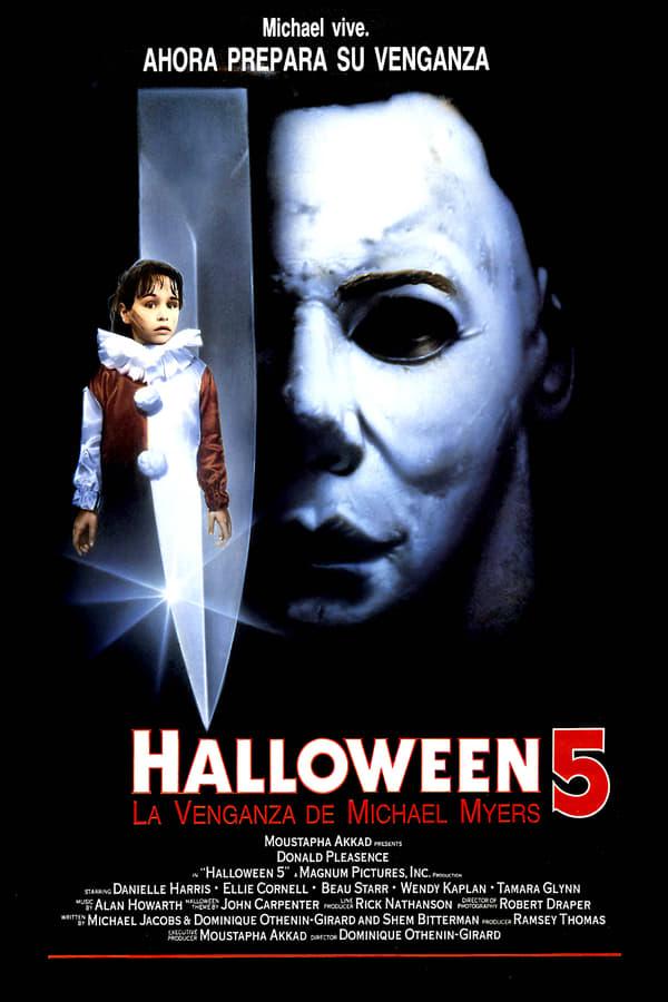 Halloween 5 (1989) 1080p Full 1080p Latino
