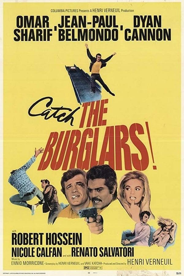 The Burglars 1971