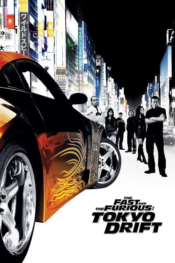 The Fast and the Furious: Tokyo Drift | 2006 | Hindi + English | 1080p | 720p | BluRay