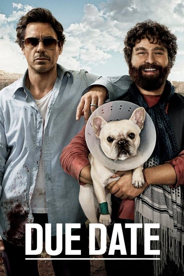 Due Date (2010) Full HD 1080p Latino – CMHDD