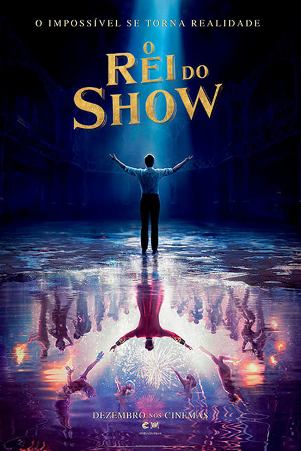 O Rei do Show (2017) – HD Online