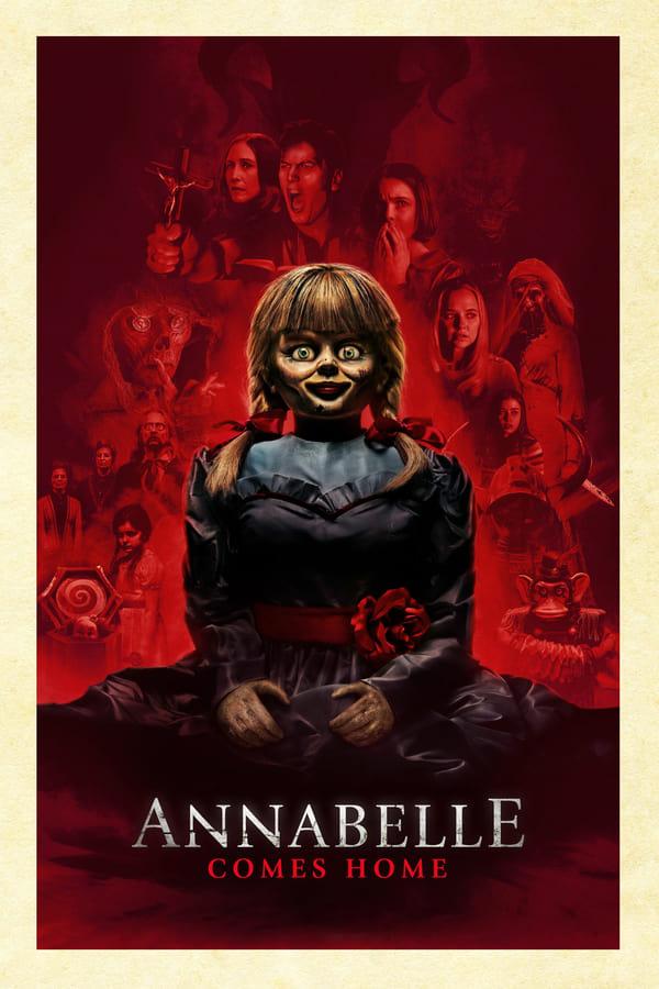 Assistir Annabelle 3: De Volta Para Casa Online