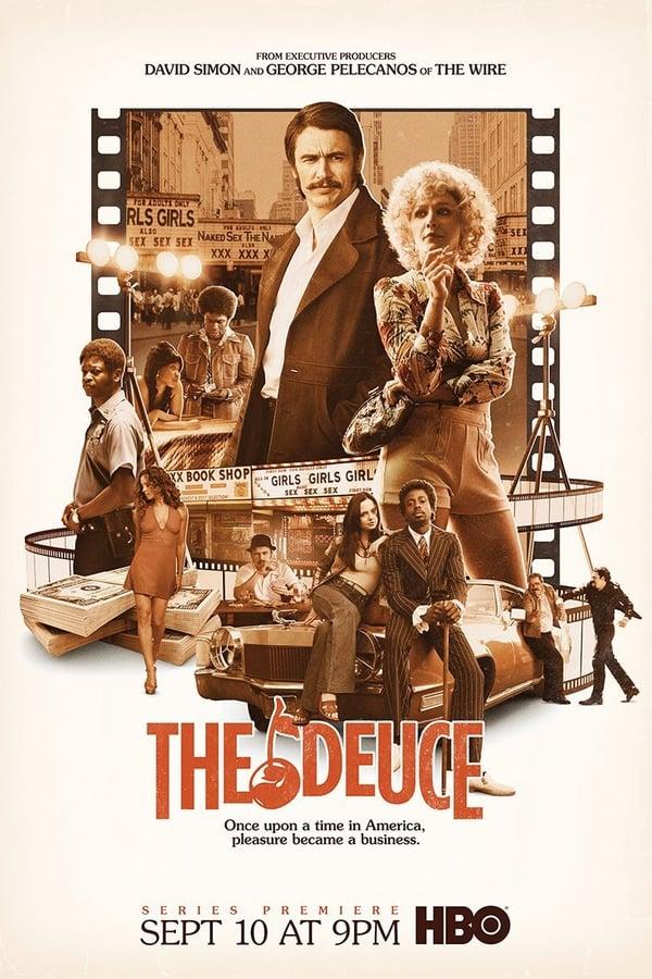 The Deuce Saison 2