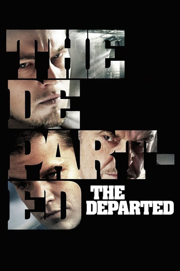 The Departed (2006) Dual Audio [Hindi + English] | x265 BlurayRip | 720p | 480p | Download | Watch Online | GDrive | Direct Links