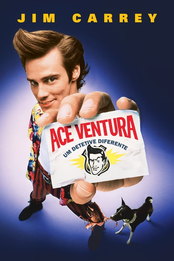 Ace Ventura: Um Detetive Diferente - 1994