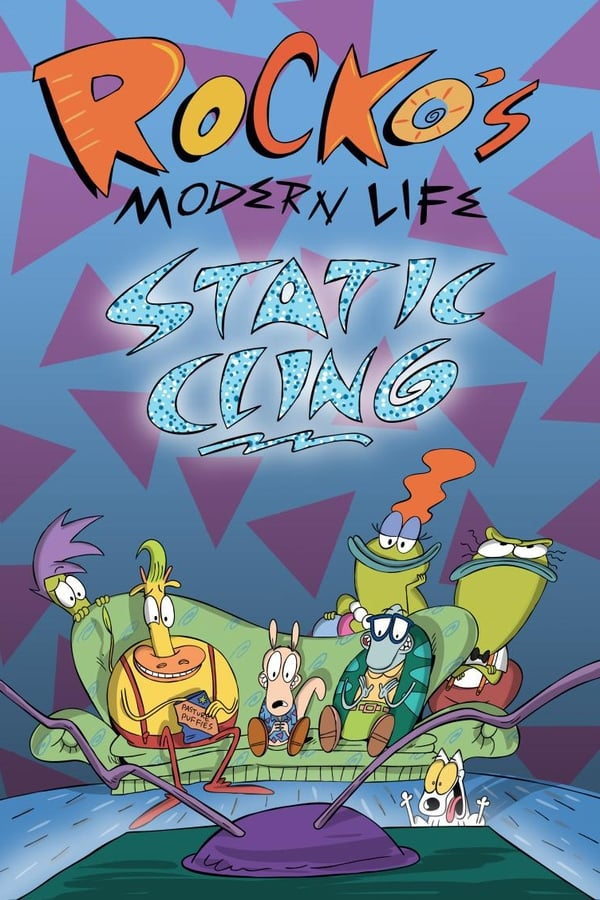 Nonton Film Rocko's Modern Life: Static Cling (2019)