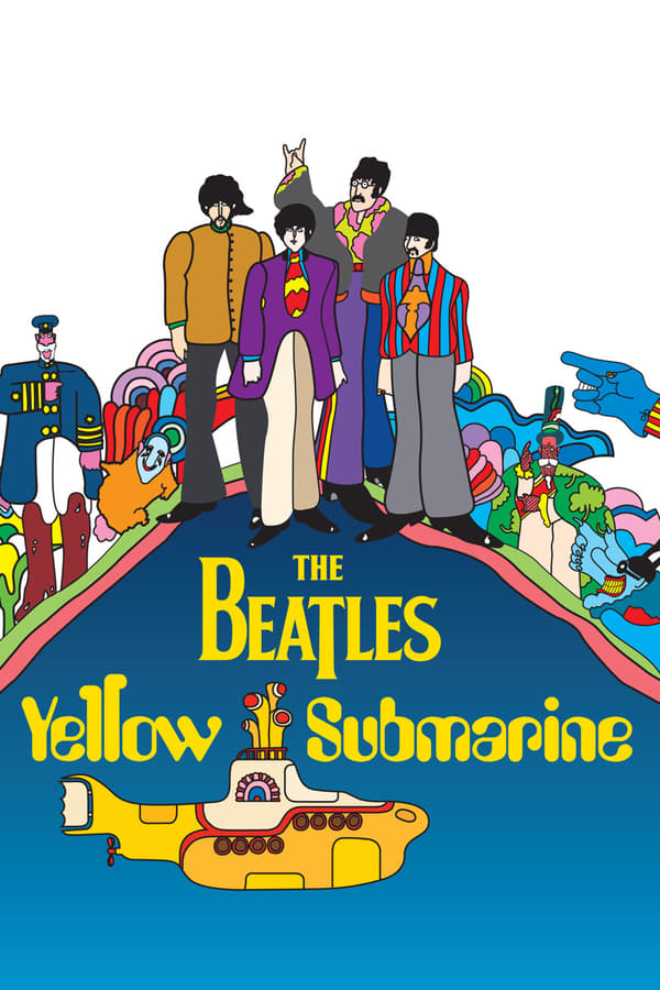 Yellow Submarine – Submarinul Galben (1968)