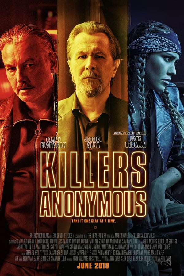 Assistir Killers Anonymous