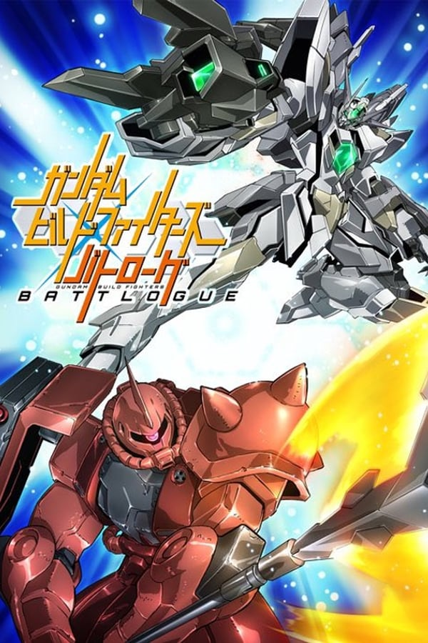 Assistir Gundam Build Fighters: Battlogue Online