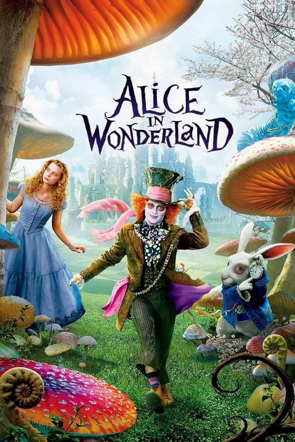 Alice în Țara Minunilor - 2010
