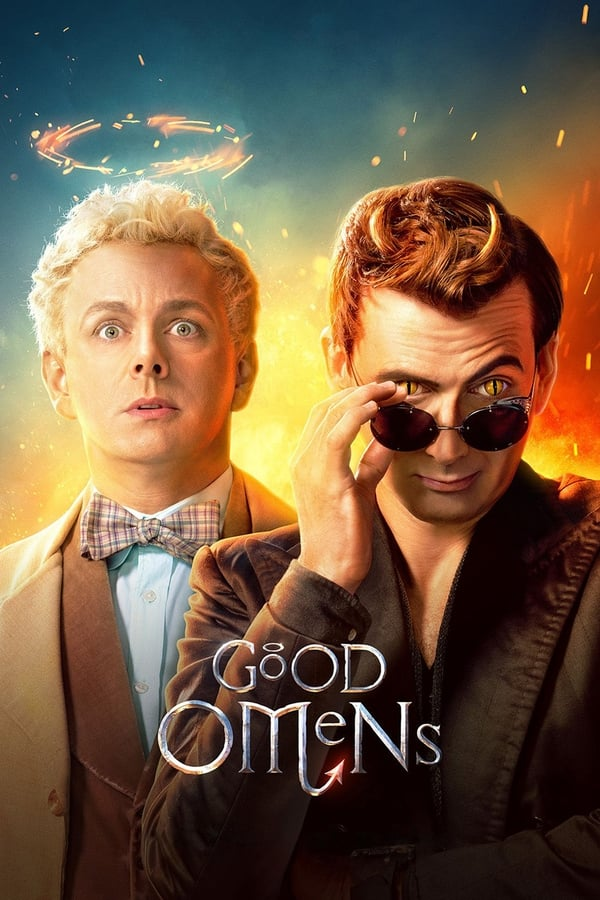 Good Omens Saison 1 En Streaming