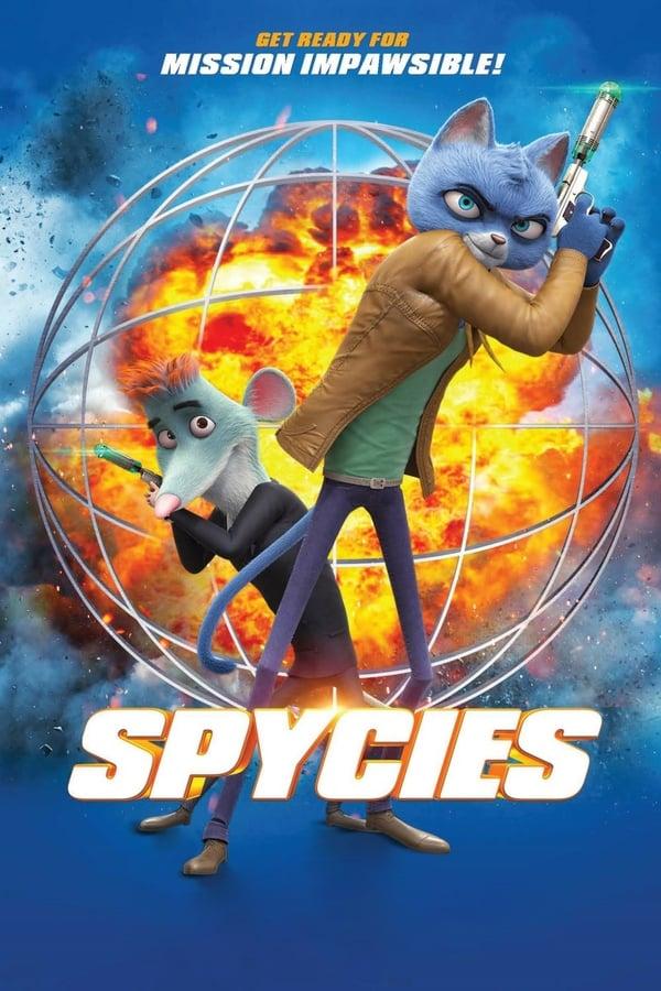 Spycies: Dos espías rebeldes
