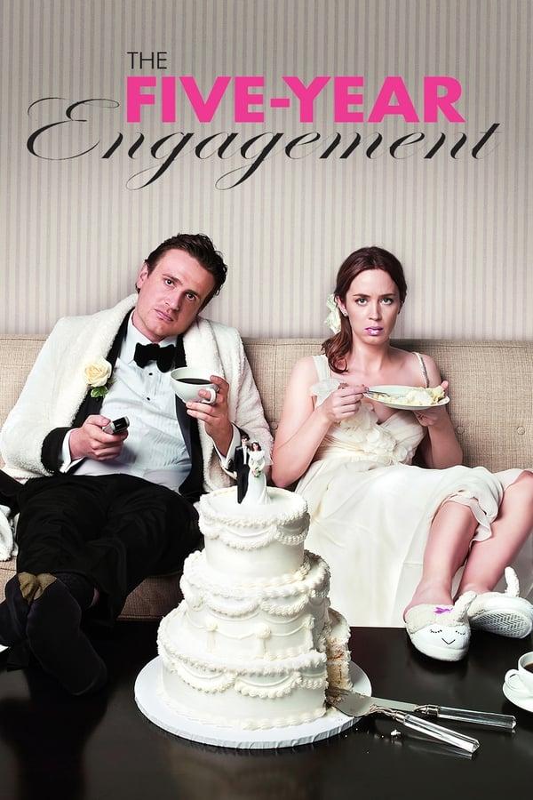 თითქმის დაქორწინებულები / The Five-Year Engagement ქართულად