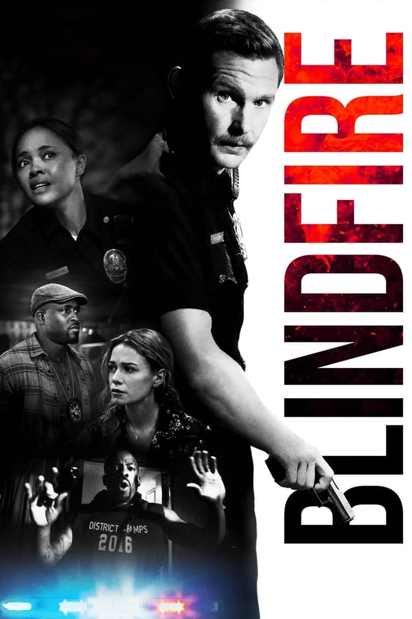 Blindfire (2020) 720p WEBRipDual Audio [Unofficial Dubbed] Hindi-English x264 AAC