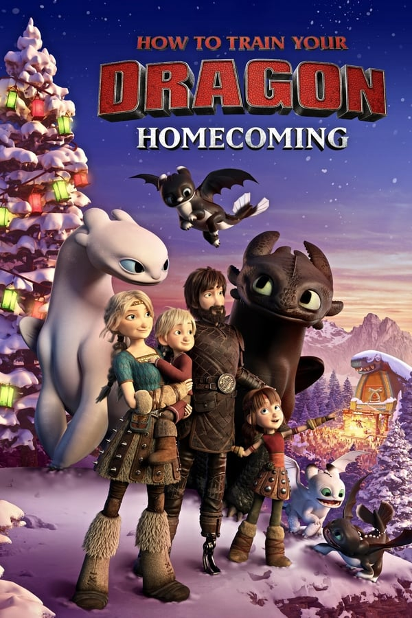 |TR| How to Train Your Dragon: Homecoming (AUDIO)
