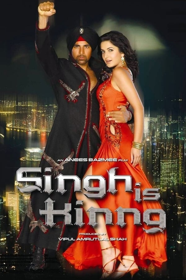 Singh Is King (2008) Hindi 720p AMZN WEB-DL DD5.1 H264 AAC | x264 HDrip 480p | ESub | Download | Direct Links | G Drive