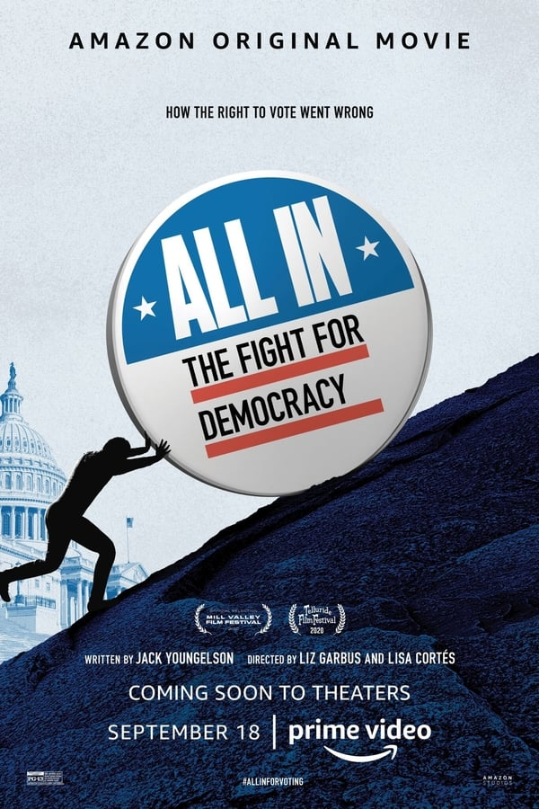 All In: The Fight for Democracy 2020