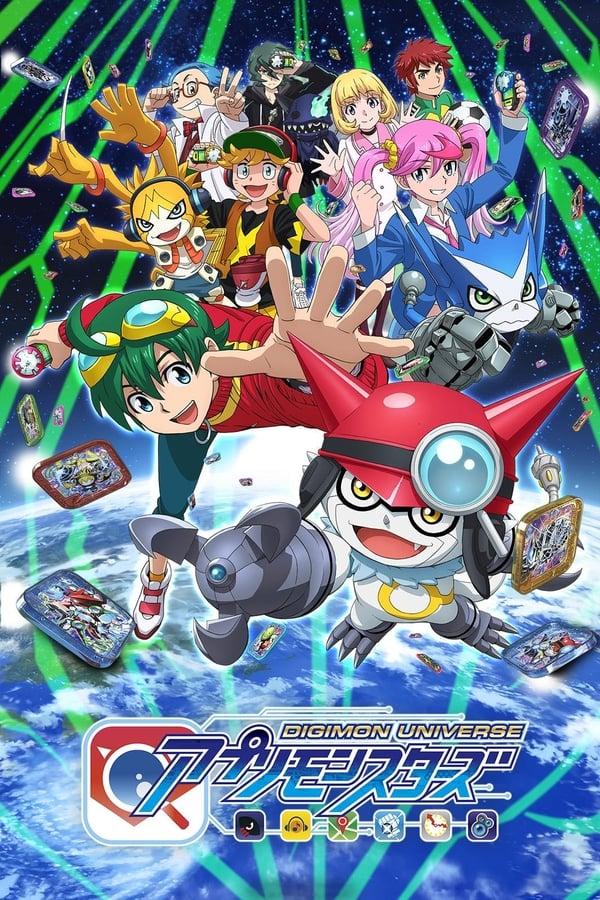 Assistir Digimon Universe Online