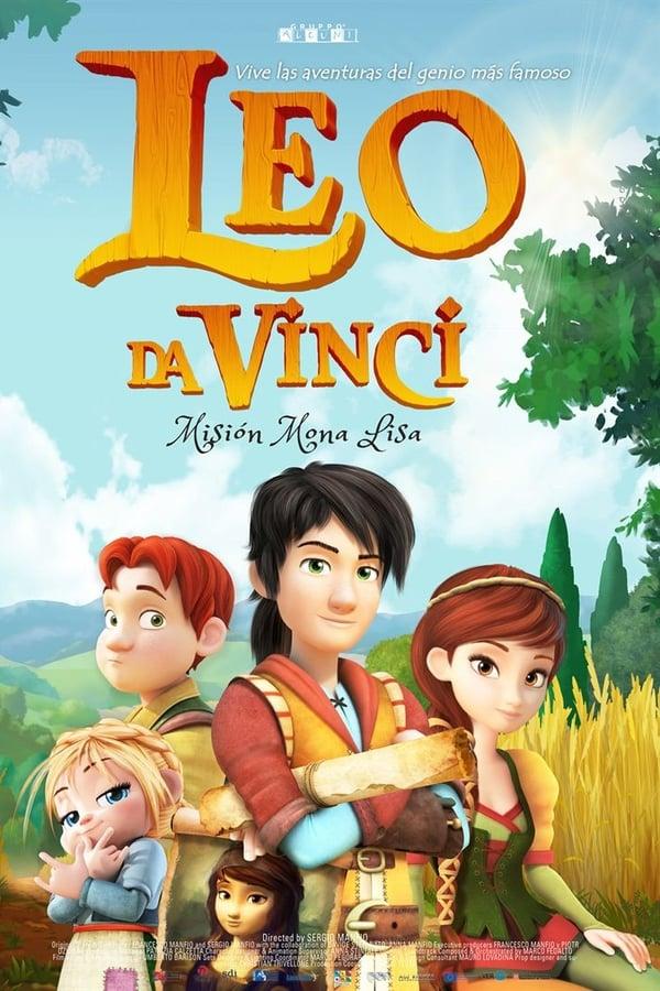 Leo Da Vinci: Misión Mona Lisa ()