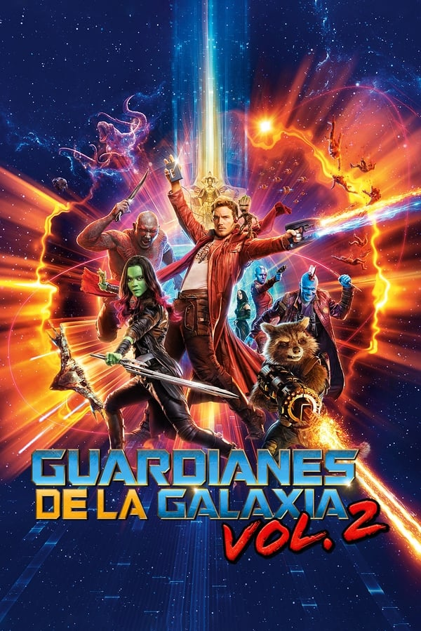 Guardianes de la Galaxia Vol. 2 (Guardians of the Galaxy Vol. 2) ()