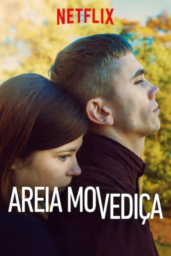 Areia Movediça 1ª Temporada poster, capa, cartaz