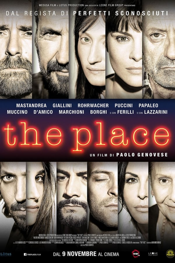 Assistir The Place Online