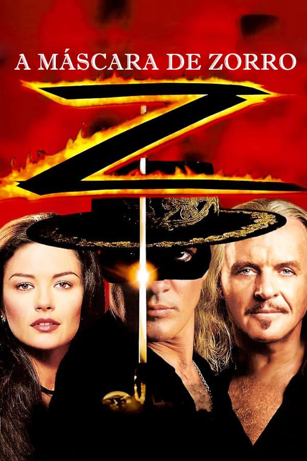 Assistir A Máscara de Zorro Online