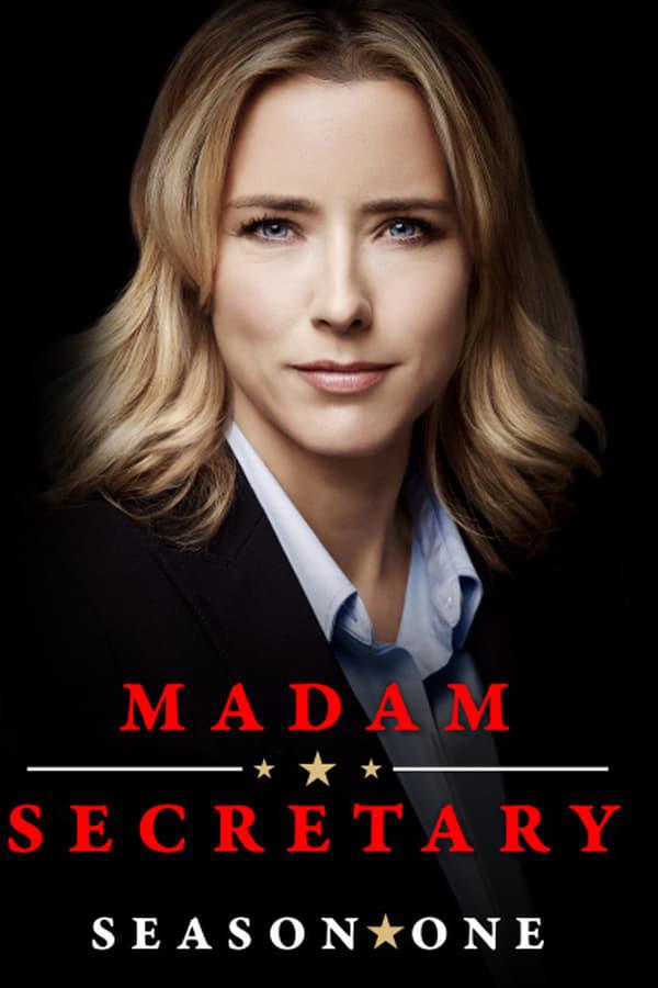 Ponia sekretorė (1 sezonas)