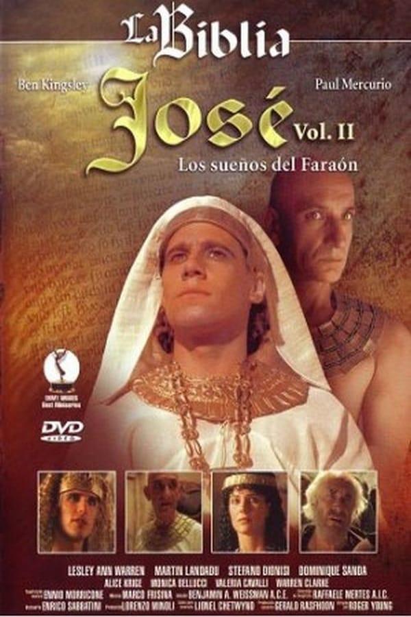 José, los sueños del faraón