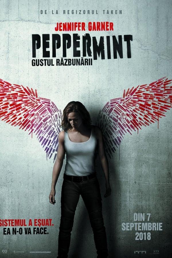 Peppermint: Gustul răzbunării - 2018