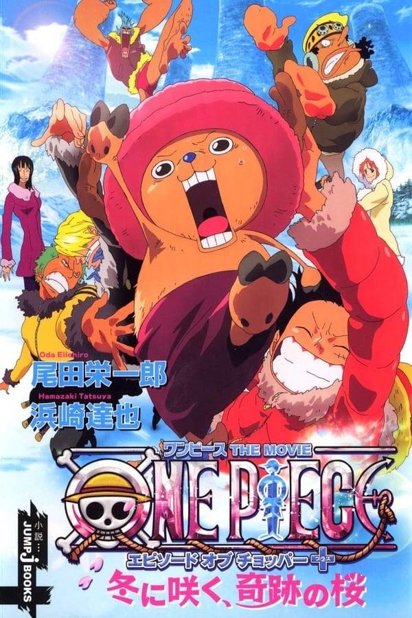 Assistir One Piece Filme 09: Flor de Inverno, a Sakura Milagrosa Online