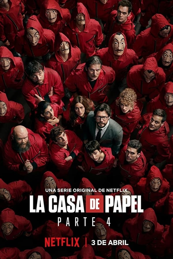 Money Heist: Season 4 (2020)