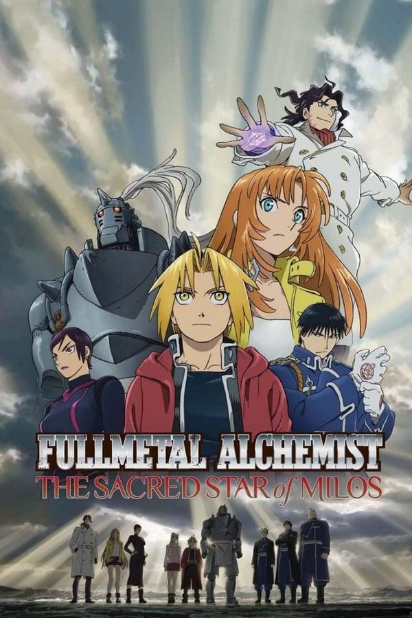 Assistir Fullmetal Alchemist: The Sacred Star of Milos Online